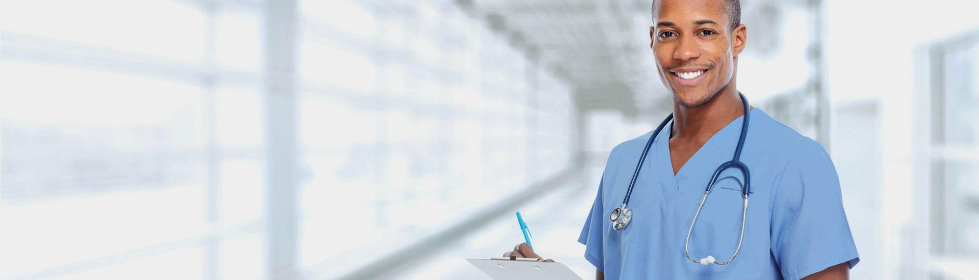 Fisc healthcare testimonial slider