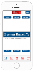 Beckett Rawcliffe business app development