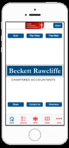 Beckett Rawcliffe business app development