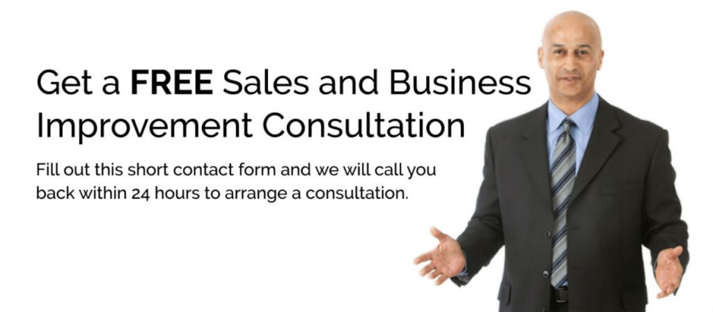 free business sales consultation