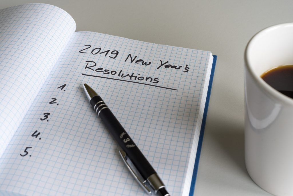 new year's resolutions for sales people